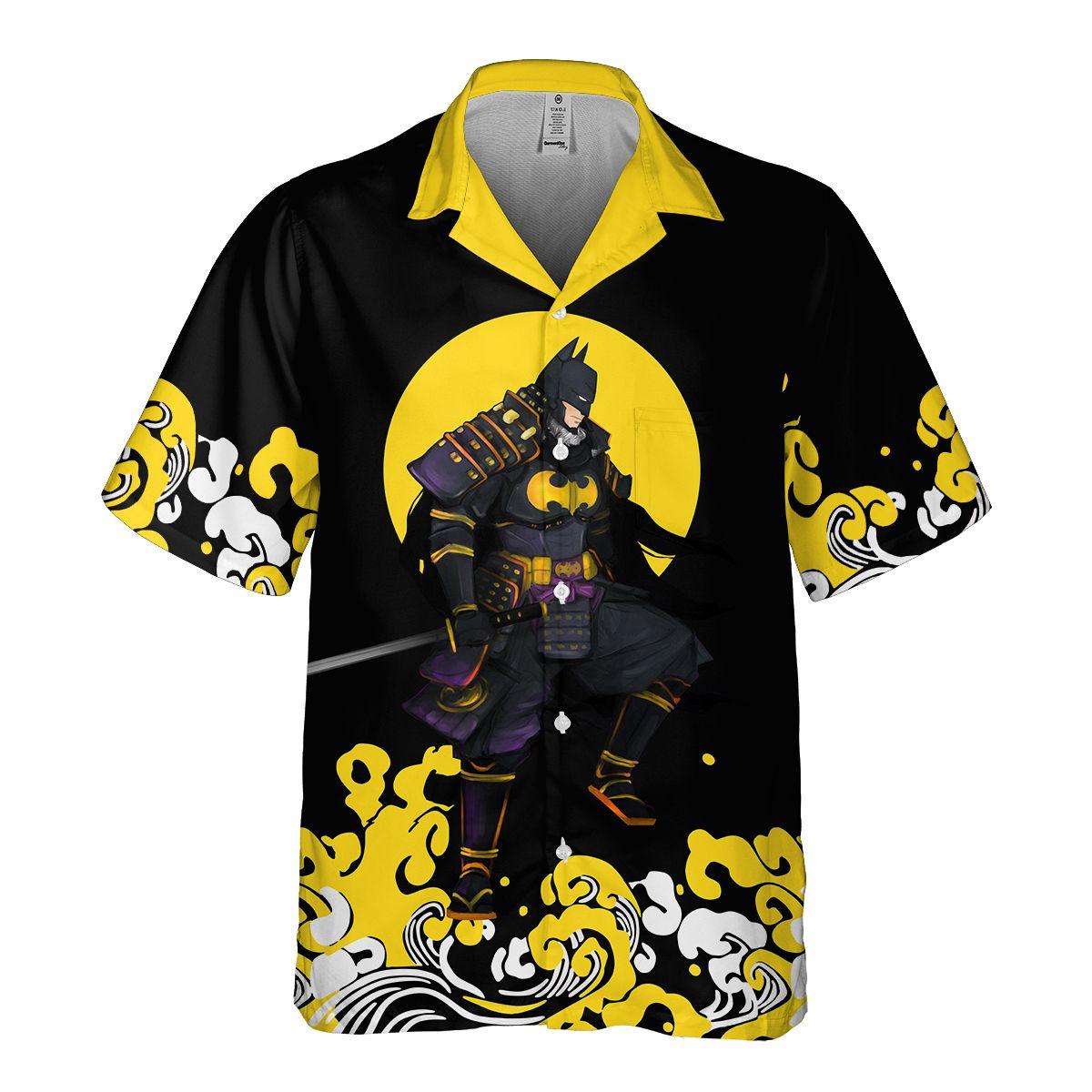 Batman Samurai Hawaiian Shirt