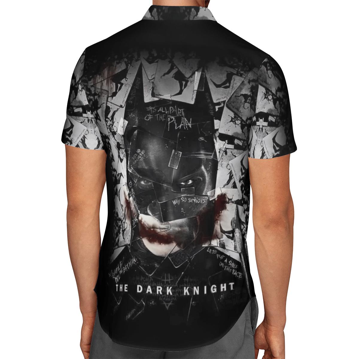 Batman The Dark Knight Hawaiian Shirt