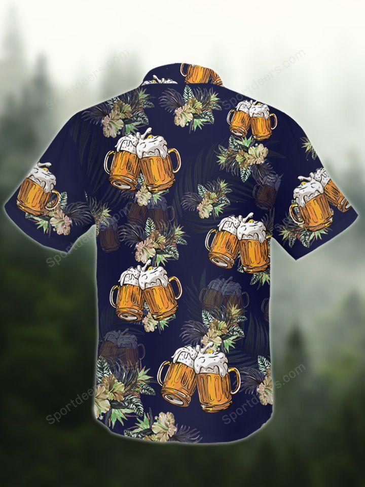 Beer Tropical Hawaiian Shirt 2