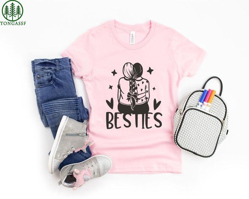 Besties Best Friend BFF T shirts