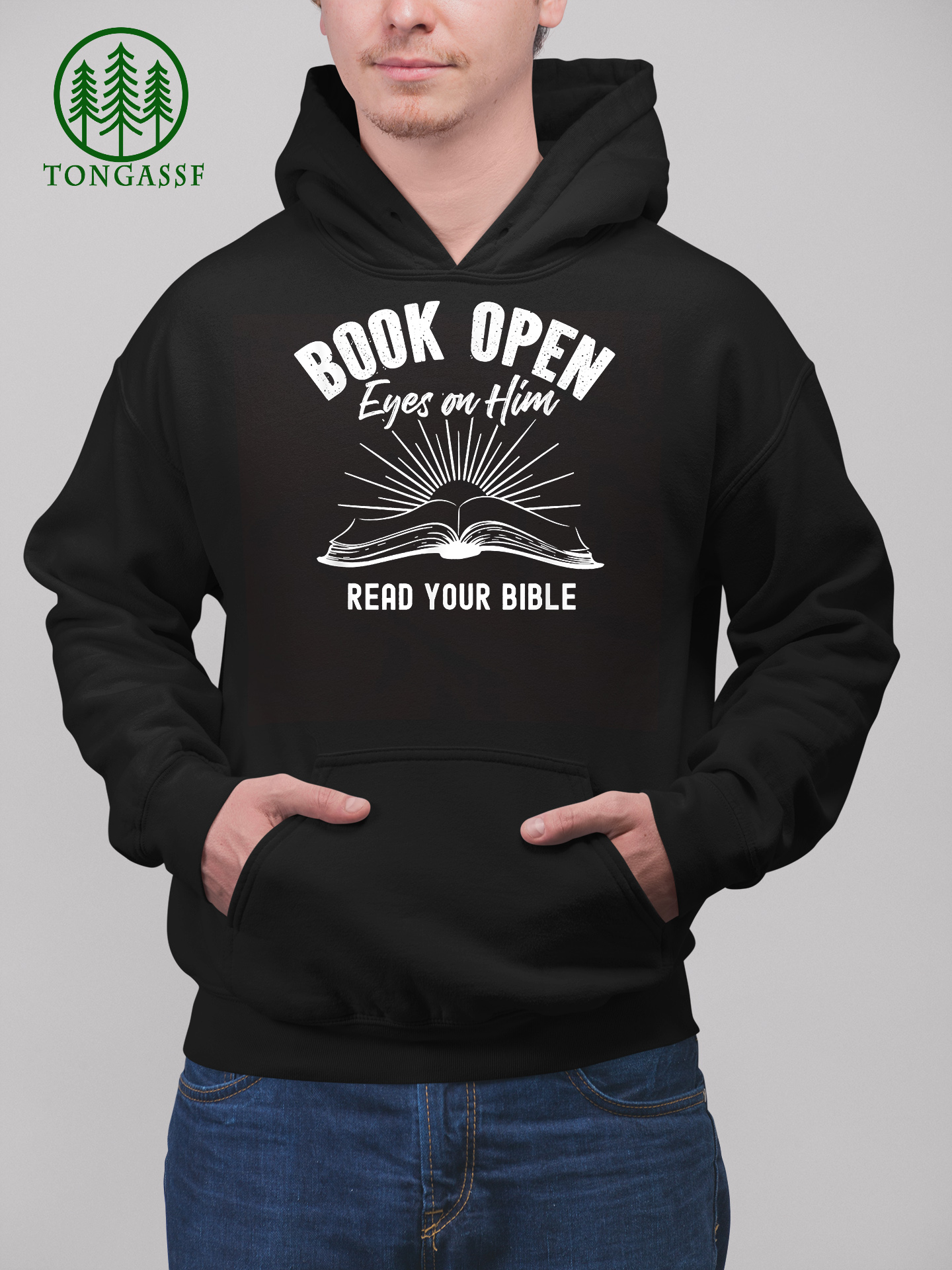 Book Open Eyes On Him Read your Bible