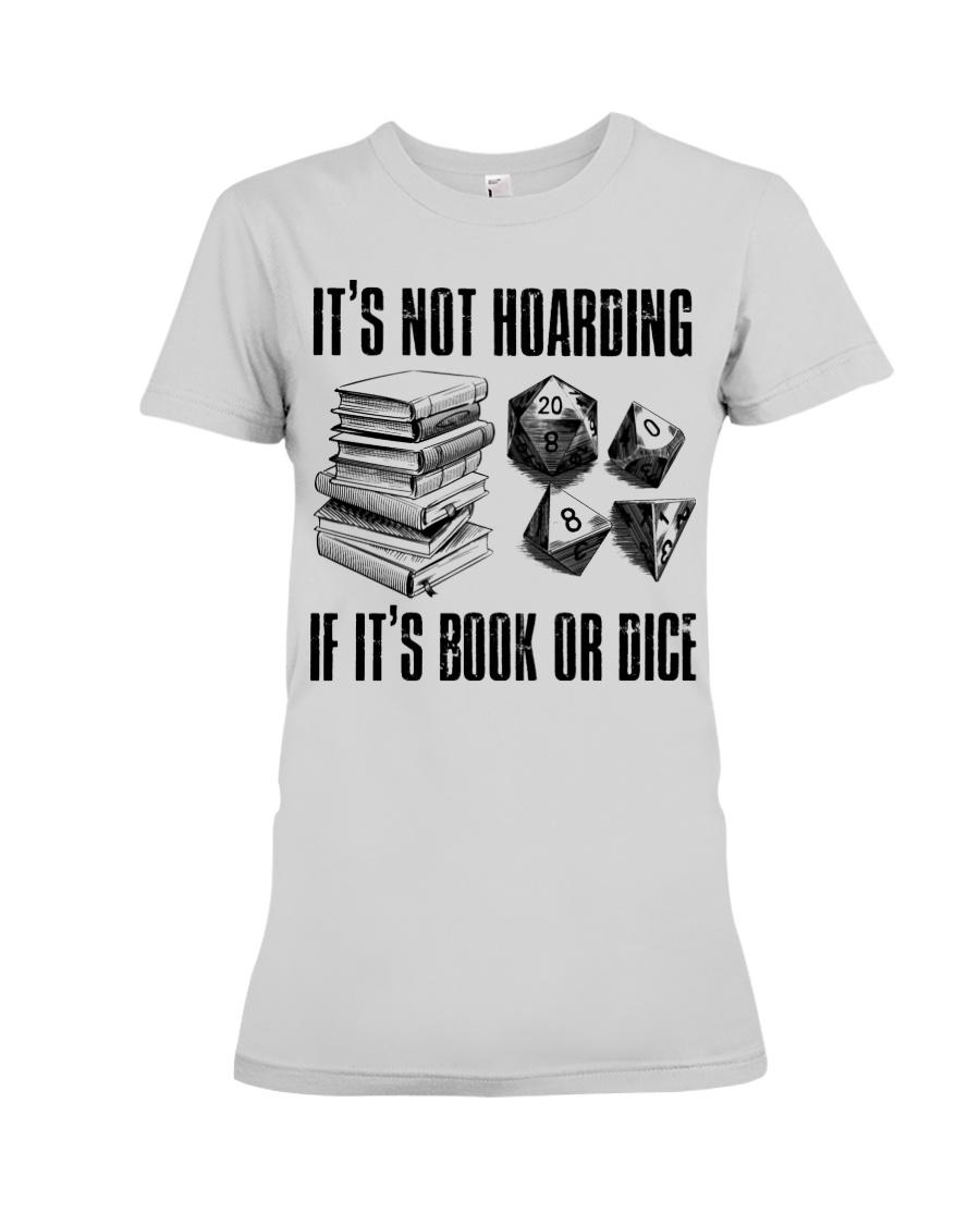 Book dice hoarding Shirts