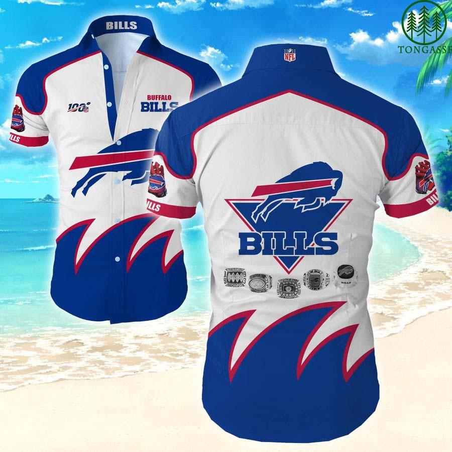 Buffalo Bills NFL 100 Limited Edition For Fan