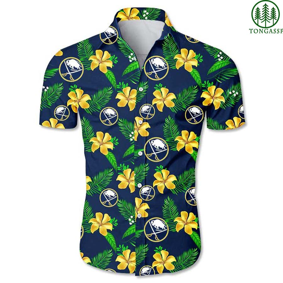 Buffalo Sabres Hockey team Hawaiian shirt Summer Shirt