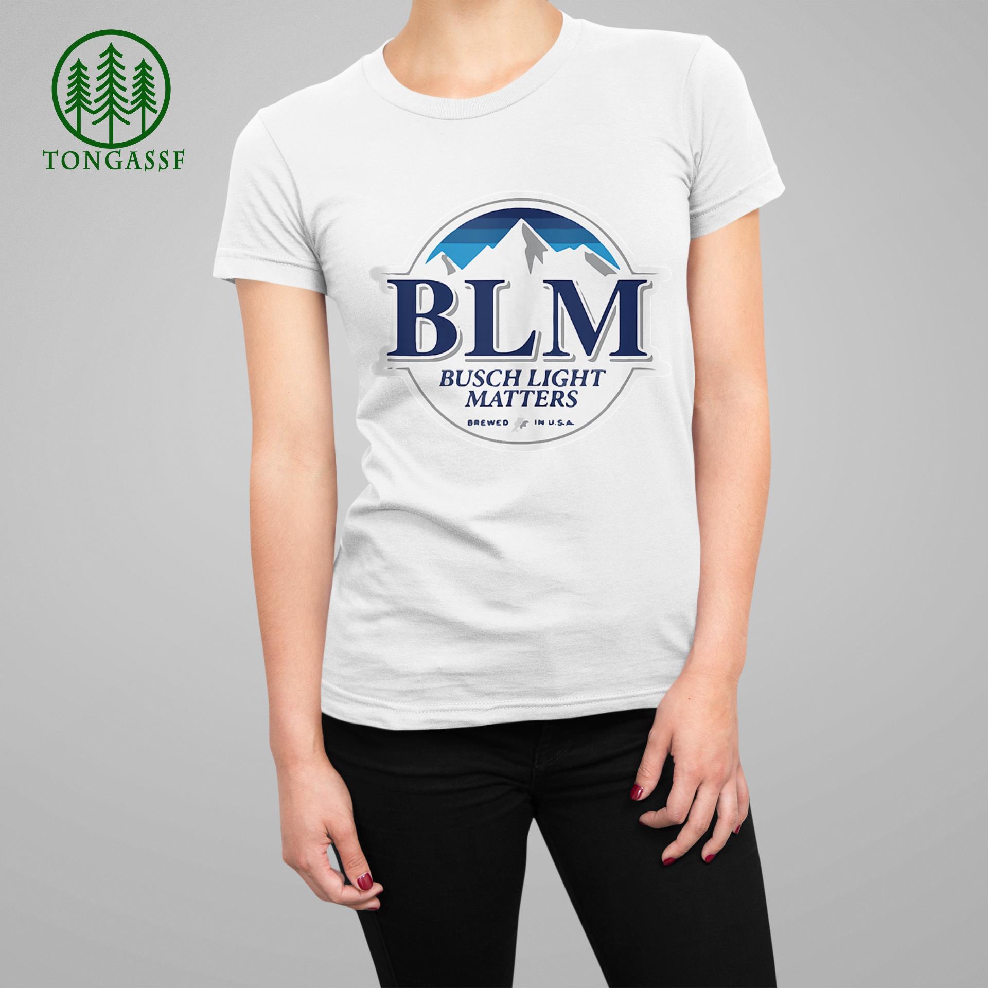 Busch light matters beer Shirt