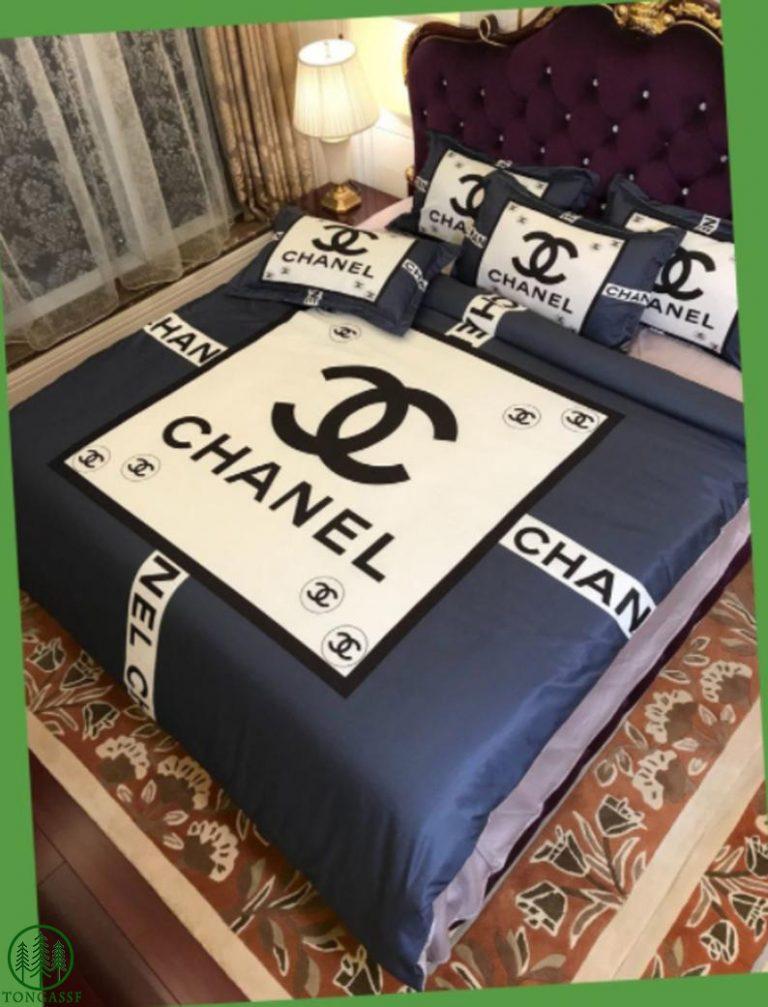 Chanel luxury high-end bedding set