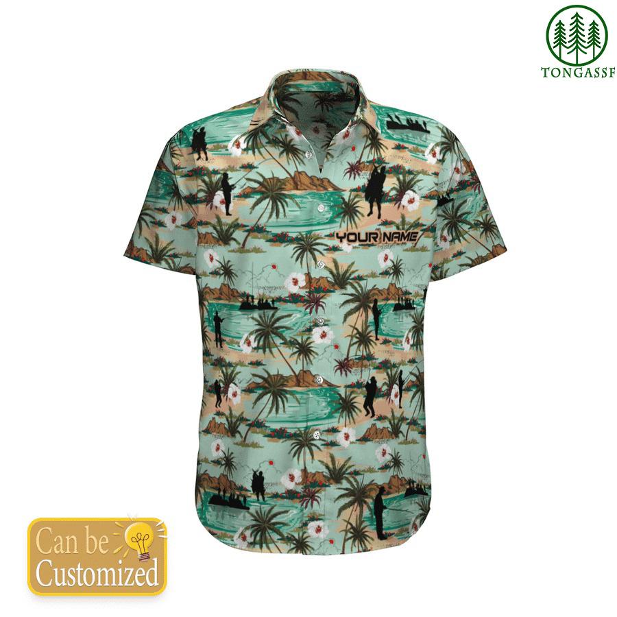 Custom Name Farmer Hawaiian Shirt