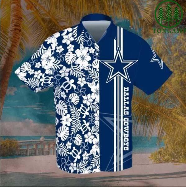 Dallas Cowboys NFL Hawaiian Shirt For Fans