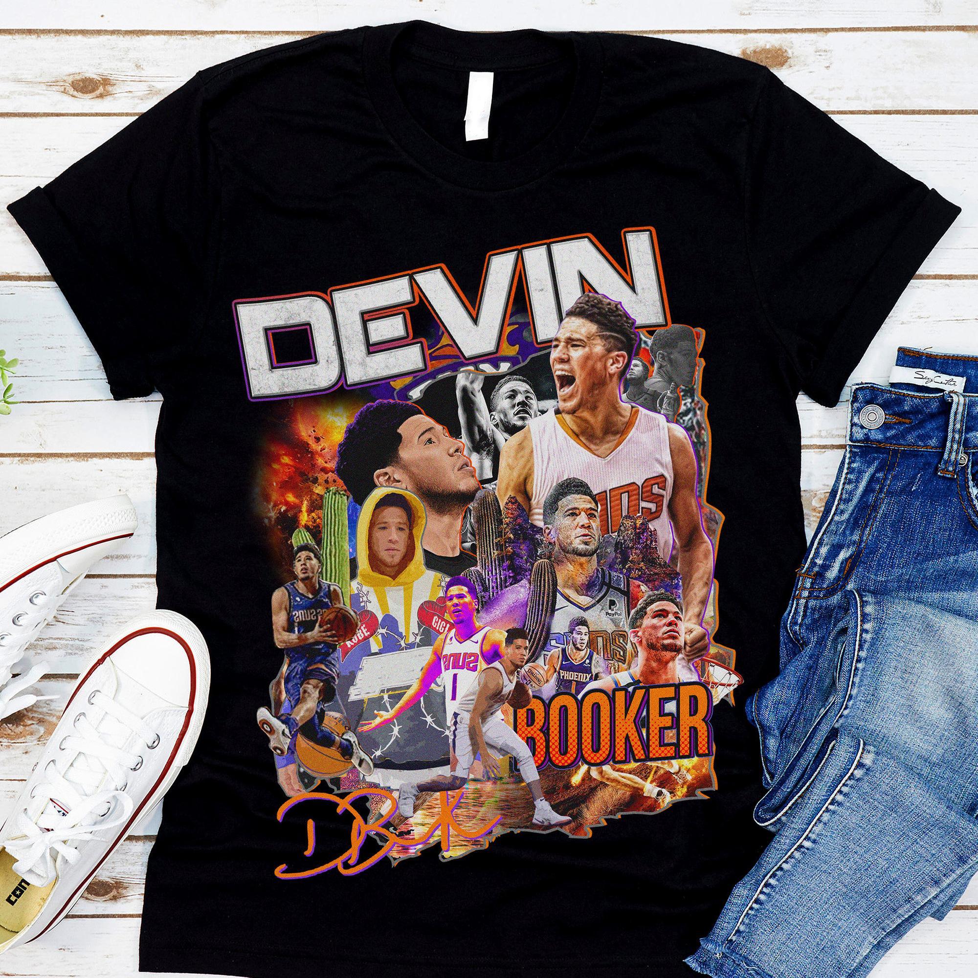 Devin Booker Phoenix Suns NBA Shirt