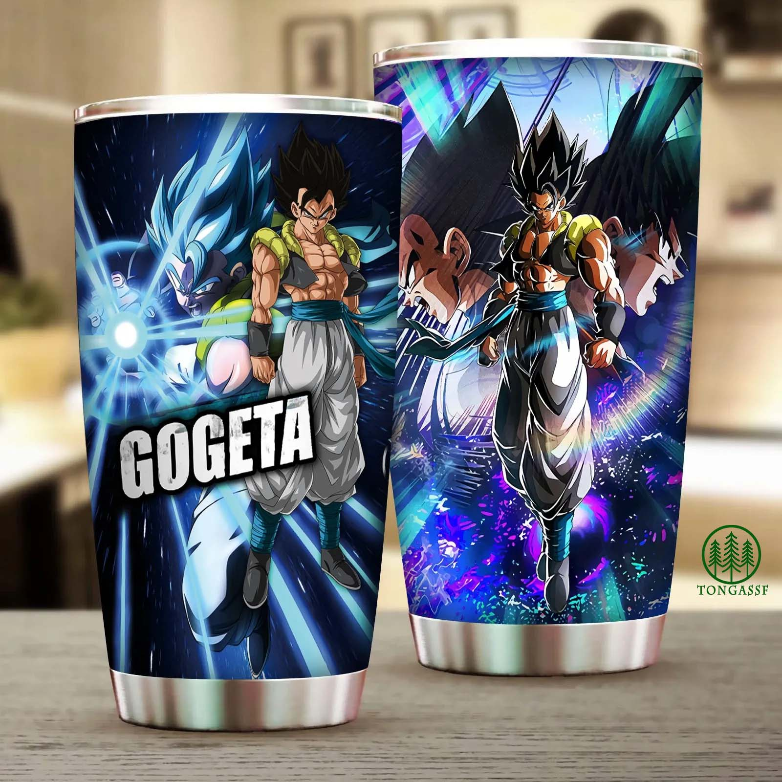 Dragon Ball Gogeta Tumbler