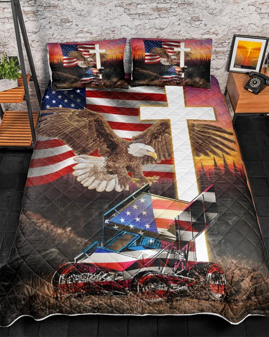 Eagle Sprint car Bed Set