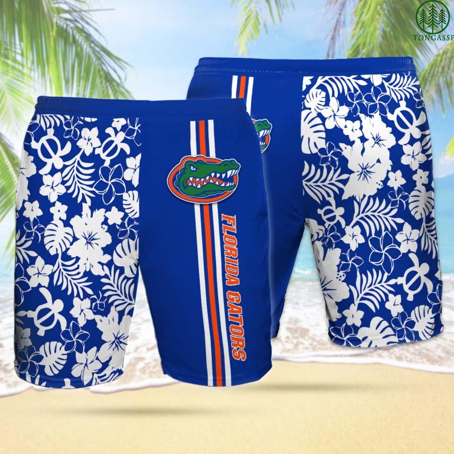 FG FLORIDA GATORS Hawaiian Shorts