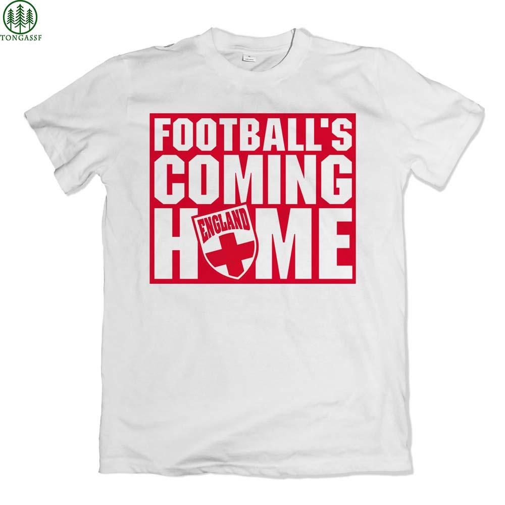Footballs Coming home England shirt