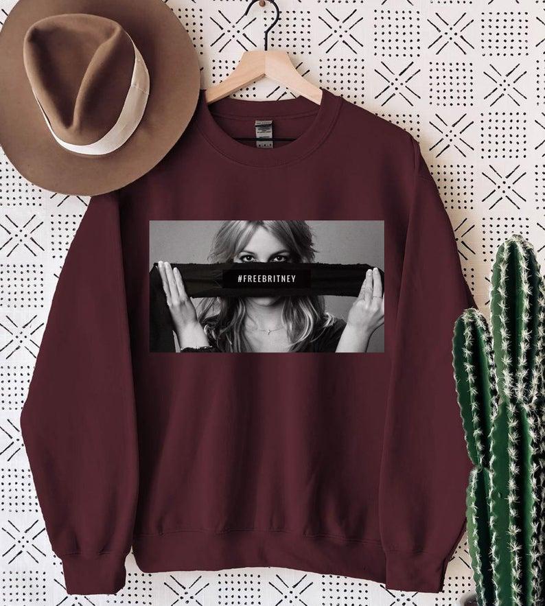 Free Britney Movement Shirt 3