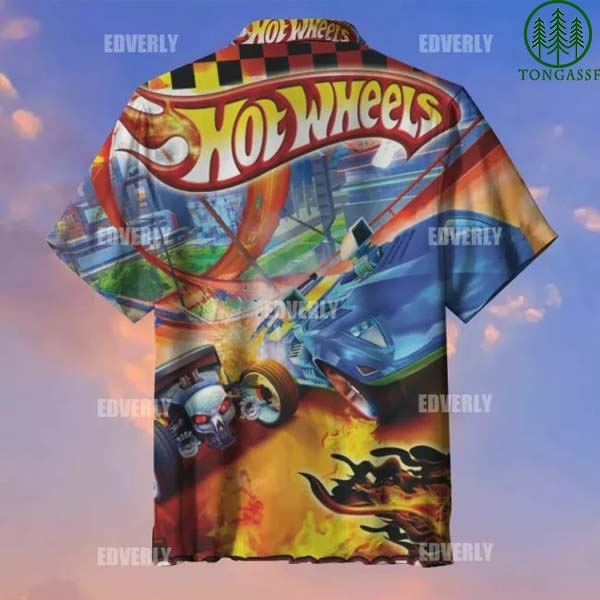 Hot wheels exotic racing Hawaiian Shirt T shirt