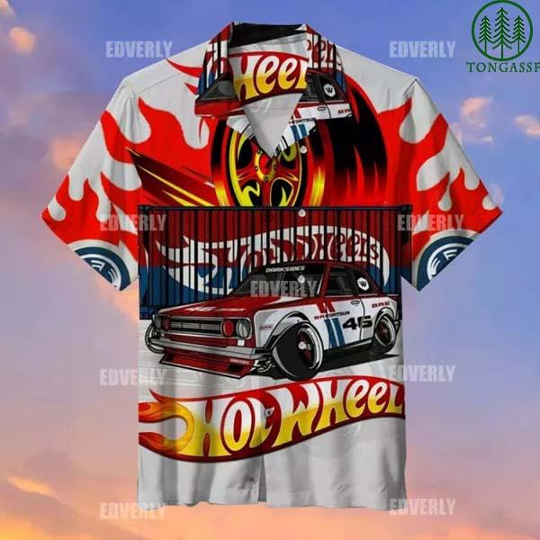 Hot wheels racing 46 Hawaiian Shirt T-shirt