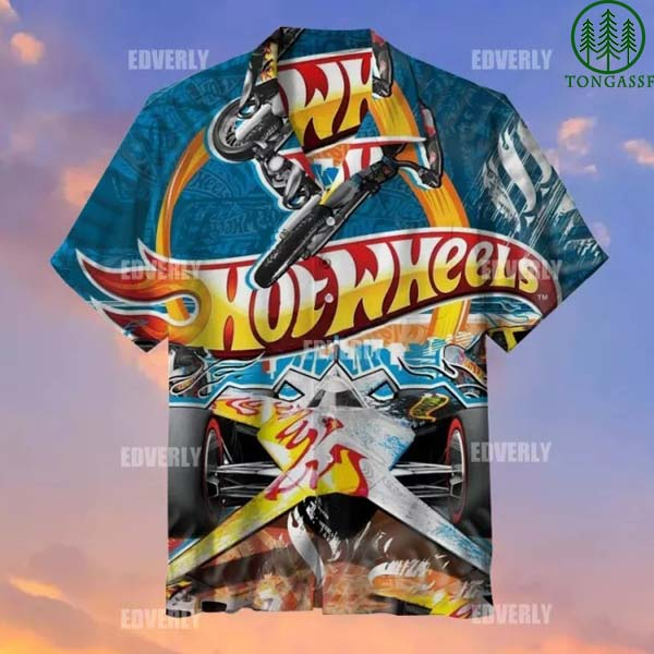 Hot wheels racing car Hawaiian Shirt T shirt