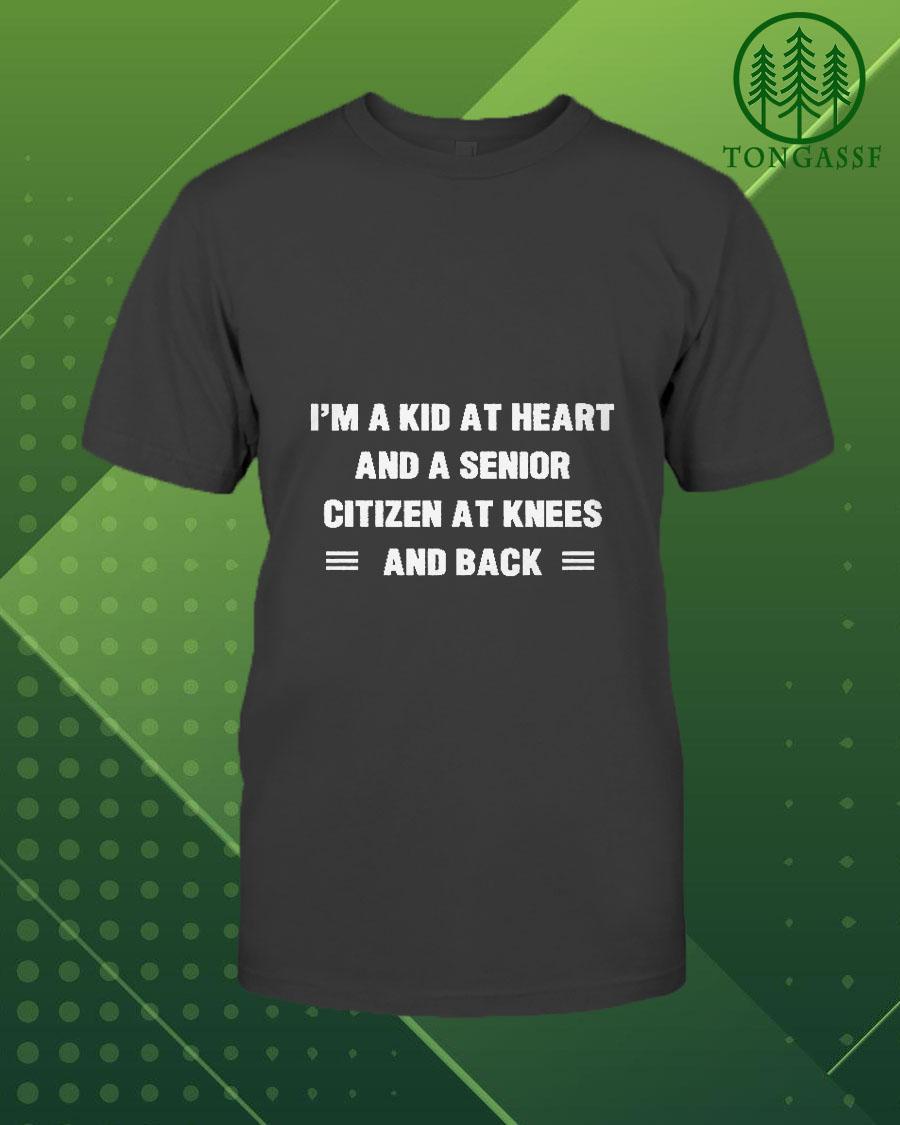 Kid at heart and a senior citizen at knees