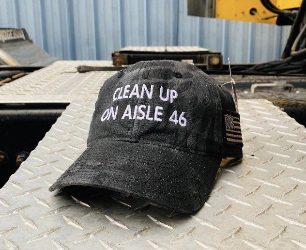 Impeach Biden Clean up on aisle 45 cap
