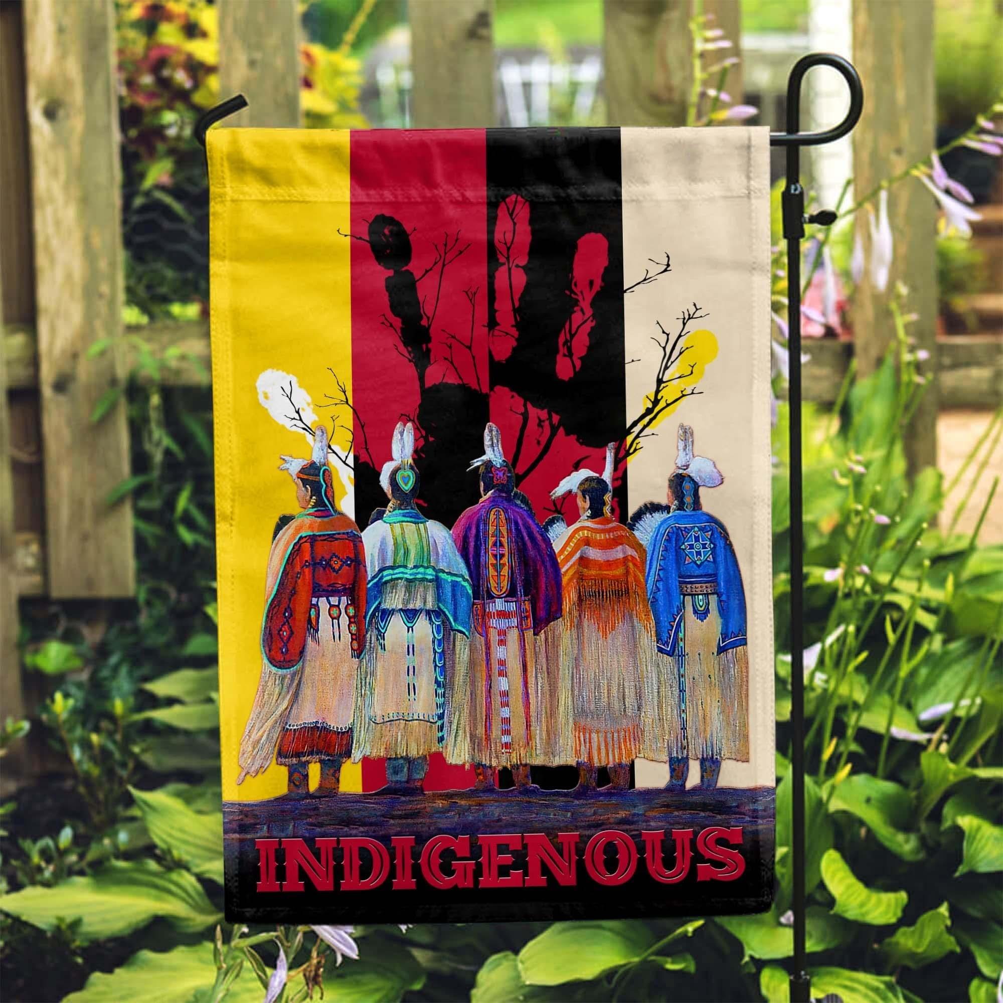 Indigenous Native American Flag