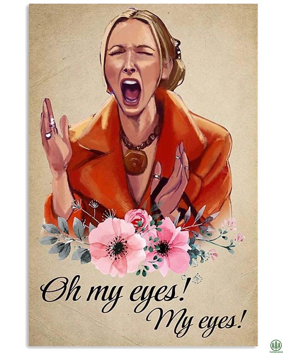 Ivanka Trump Phoebe My Eyes Poster