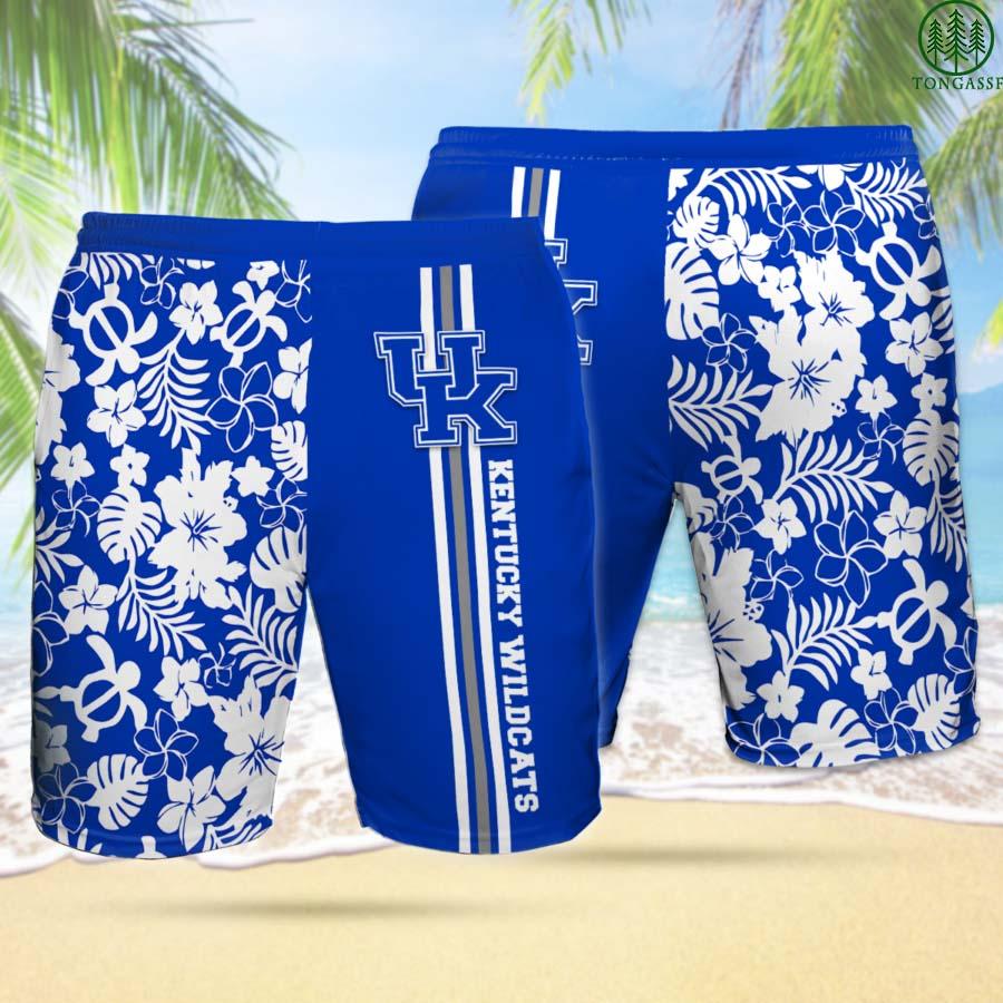 KENTUCKY WILDCATS Hawaiian Shorts