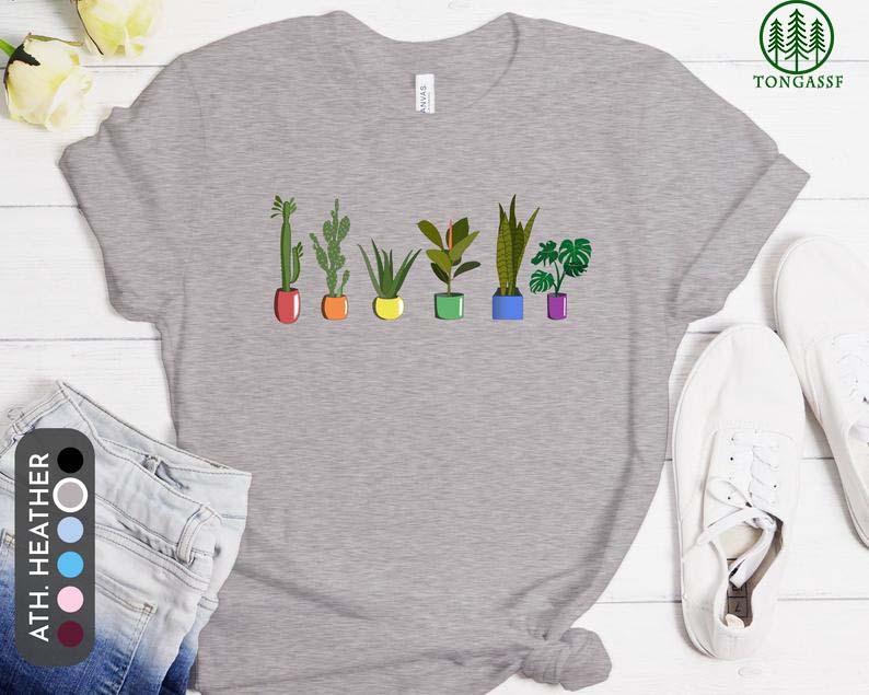 LGBTQ Plant Shirt