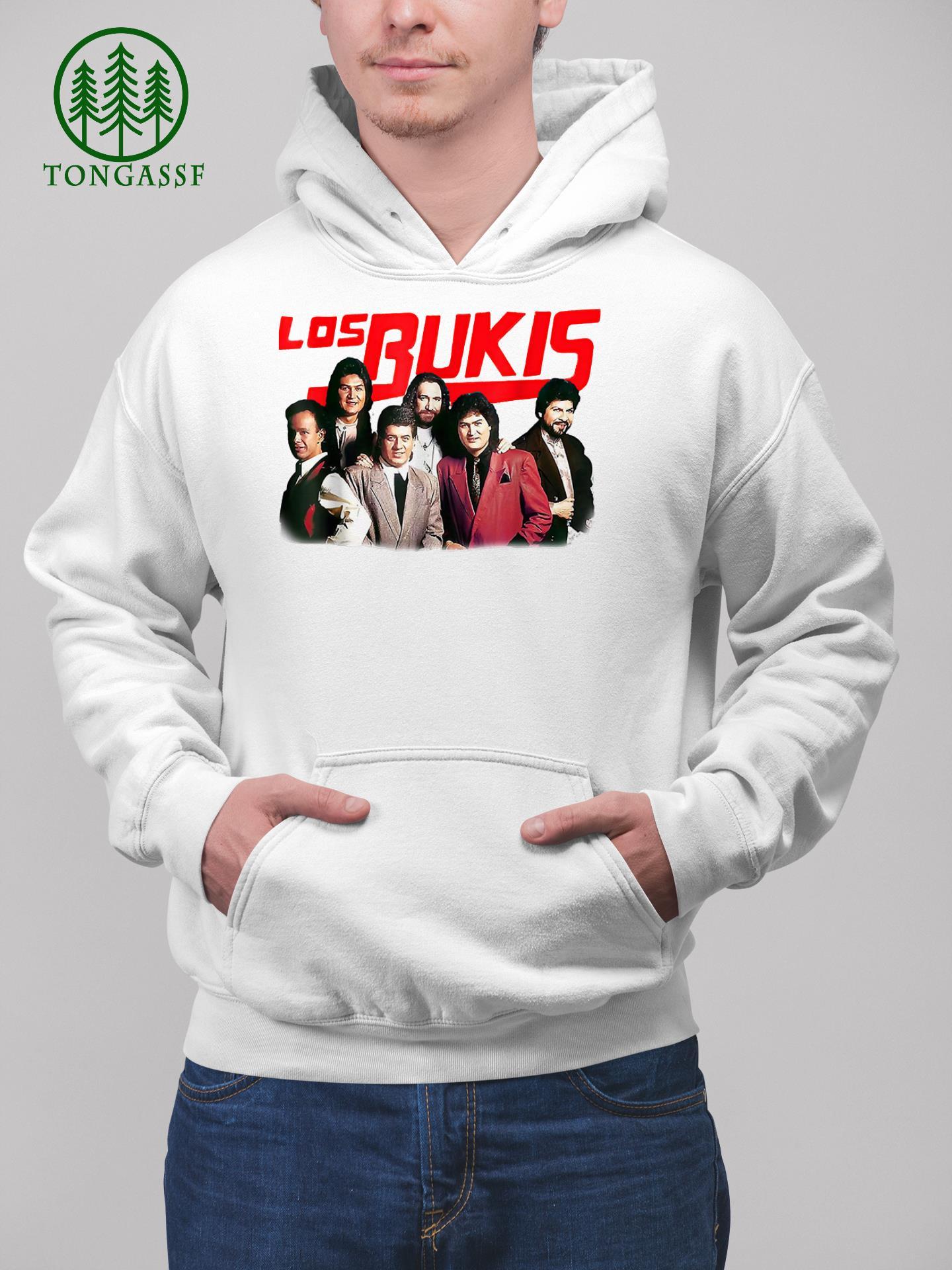 Los Bukis Mexican Grupera band