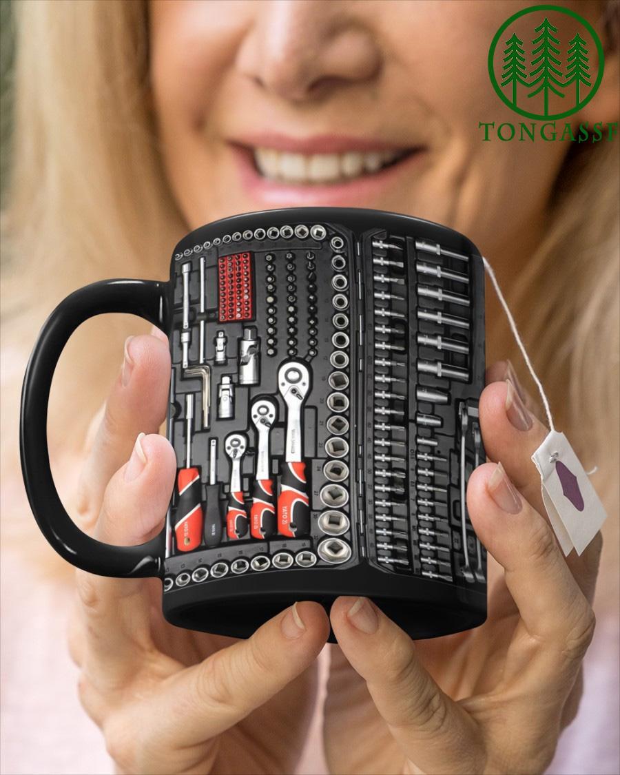 Mechanic Tools Mug