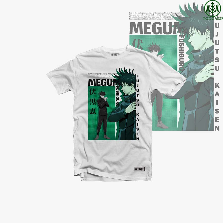 Megumi Fushiguro T-shirt