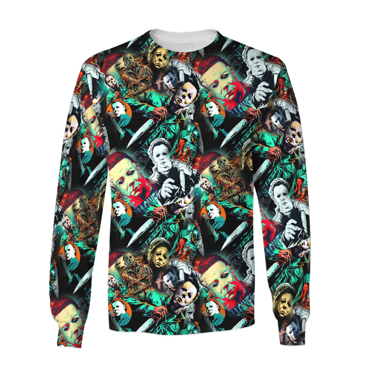 Michael Myers Horror Film Halloween killer Shirts