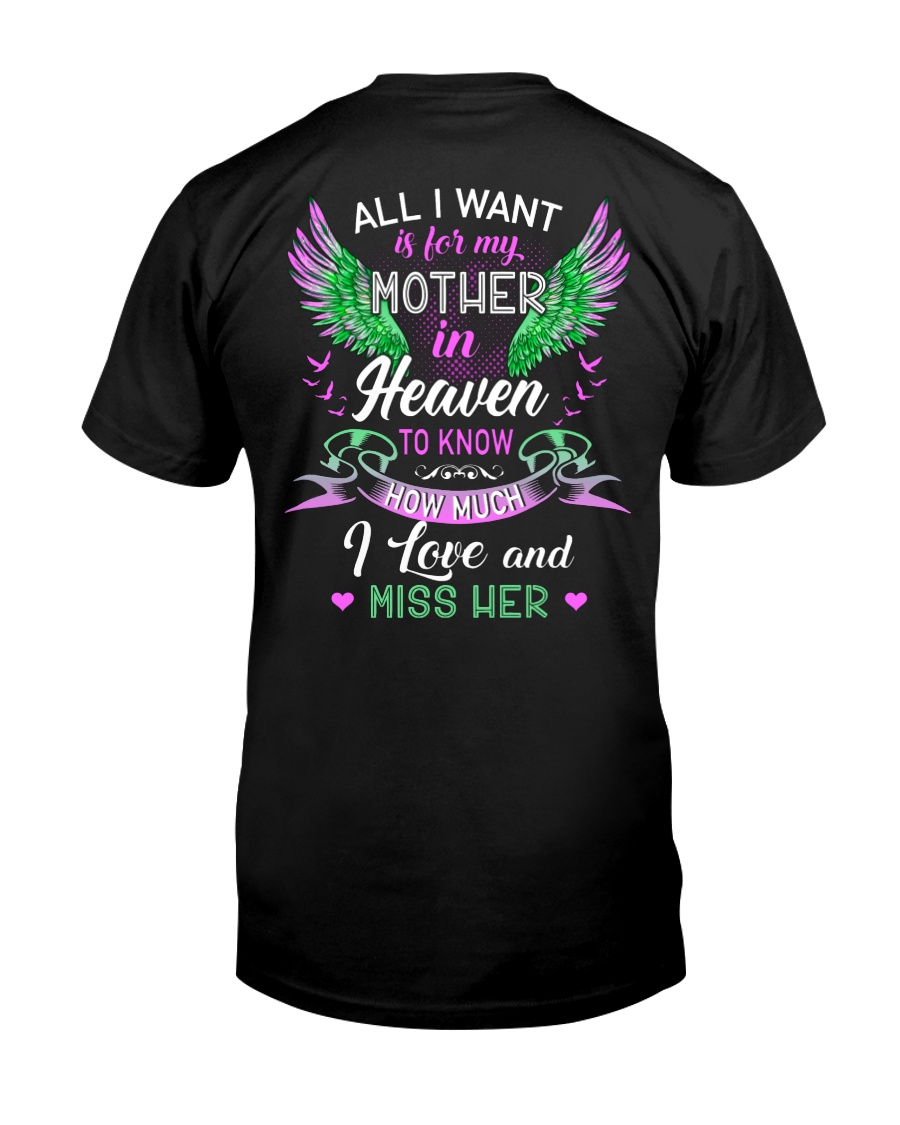 Mother in Heaven Classic T Shirt