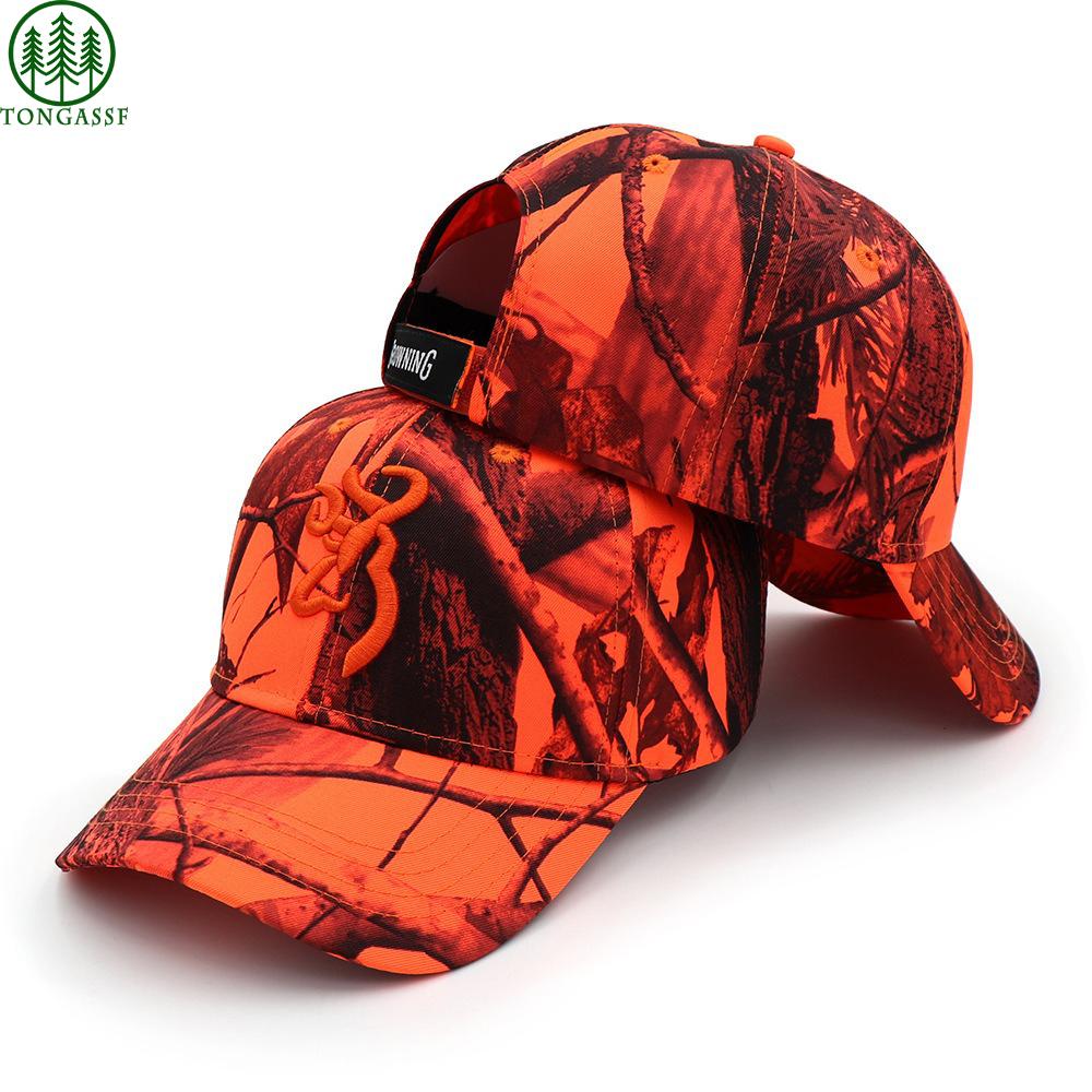 Multi Color Camo Hunting Style Cap