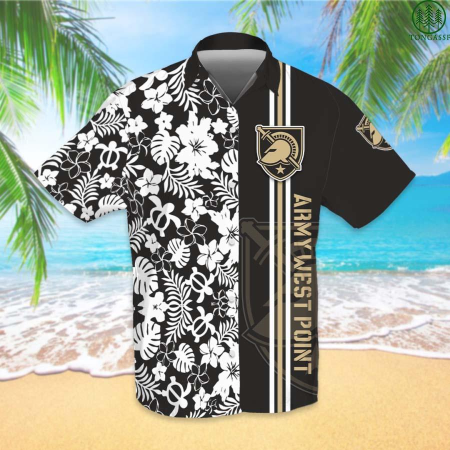 NCAAF Football Army Black Knights Hawaiian Shirt
