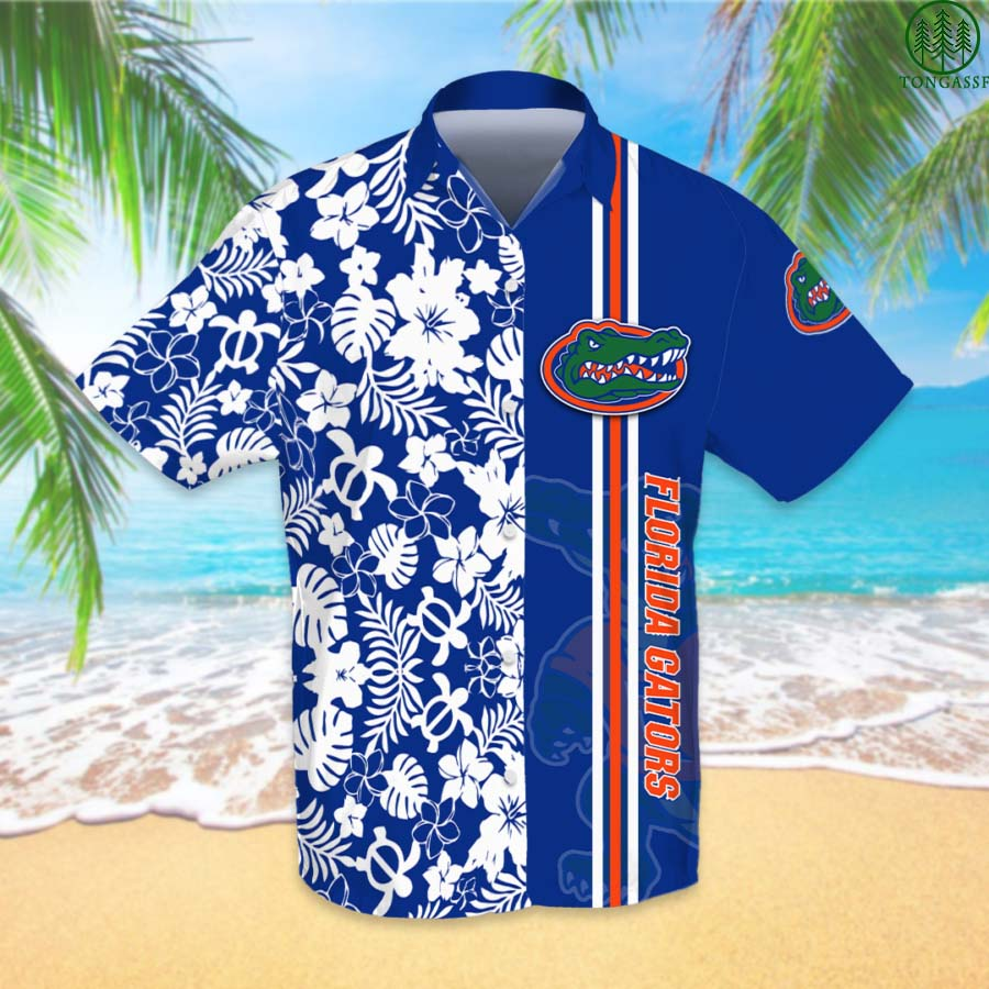 NCAAF Football Florida Gators Hawaiian Shirt