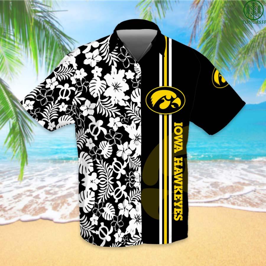 NCAAF Football Iowa Hawkeyes Hawaiian Shirt