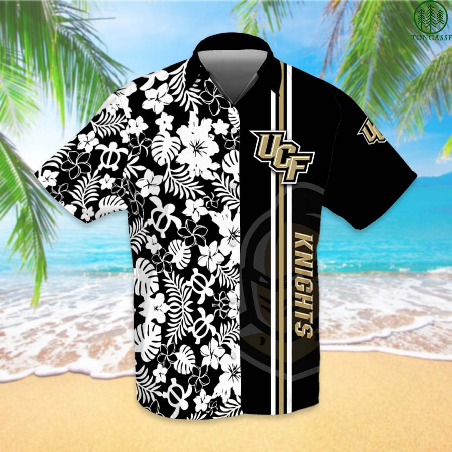 NCAAF Football UCF Knights Hawaiian Shirt