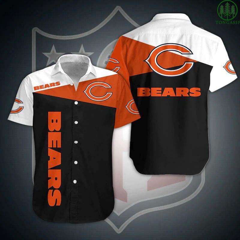 NFL Chicago Bears Shirt Hawaiian Shirt