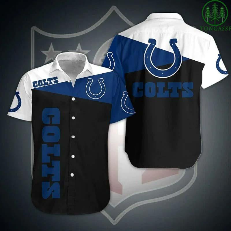 NFL Indianapolis Colts Special Edition Hawaiian Shirt Button Shi