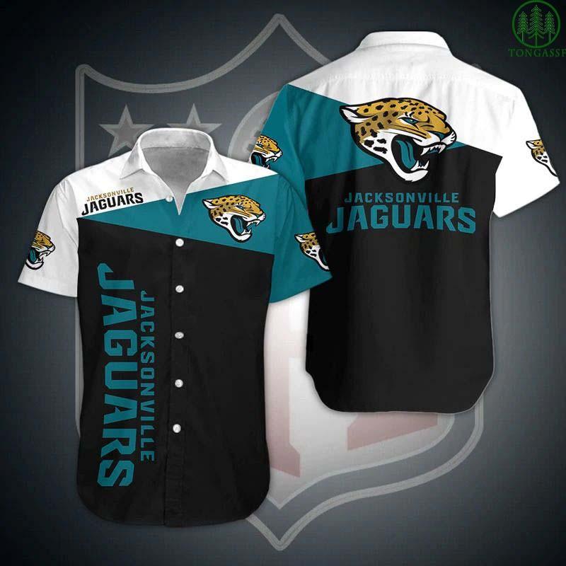 NFL Jacksonville Jaguars Limited Edition Hawaiian Shirt