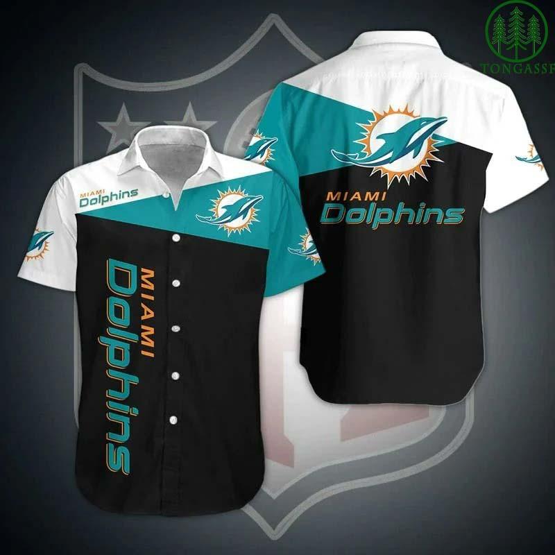 NFL Miami Dolphins Special Edition Hawaiian Shirt