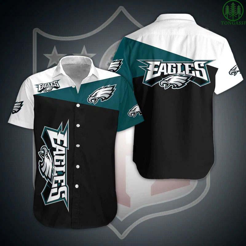 NFL Philadelphia Eagles Limited Edition Hawaiian Shirt