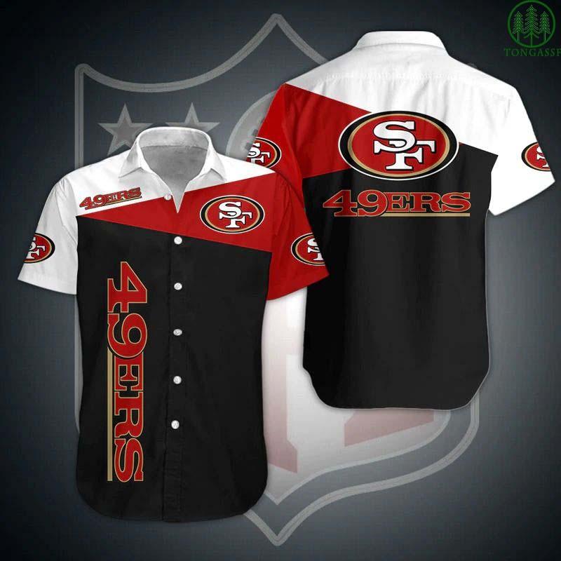 NFL San Francisco 49ers Limited Edition Hawaiian Shirt