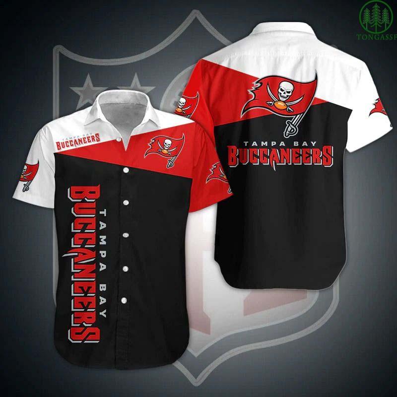 NFL Tampa Bay Buccaneers Hawaiian Shirt Summer Shirt