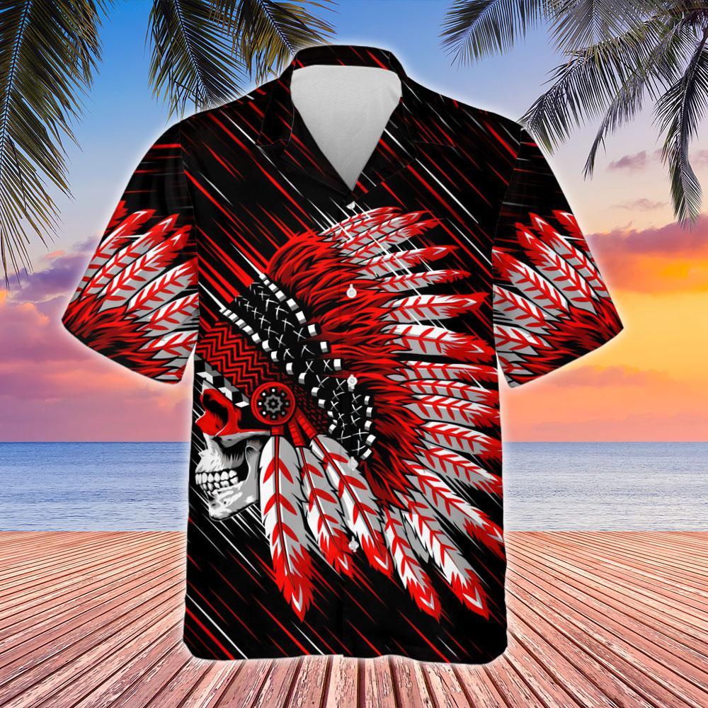 Native American Hawaiian Shirt 2
