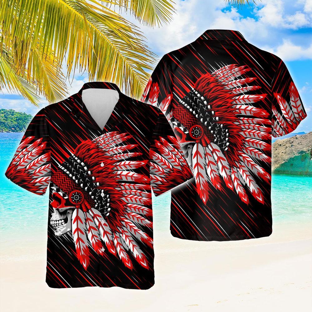 Native American Hawaiian Shirt
