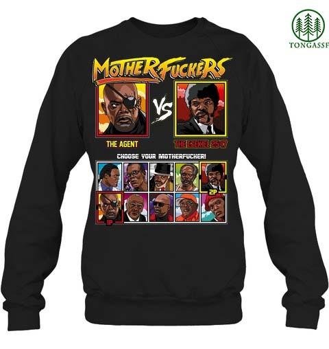 Nick Fury Choose Your Motherfucker Shirt