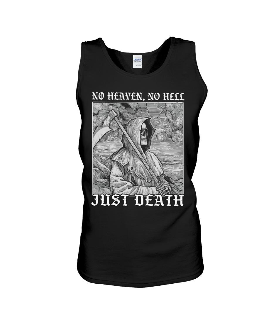 No Heaven No Hell Just Death Classic T-Shirt