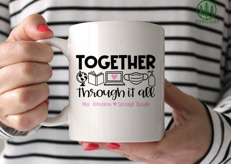 Personalized Teacher Appreciation Mug