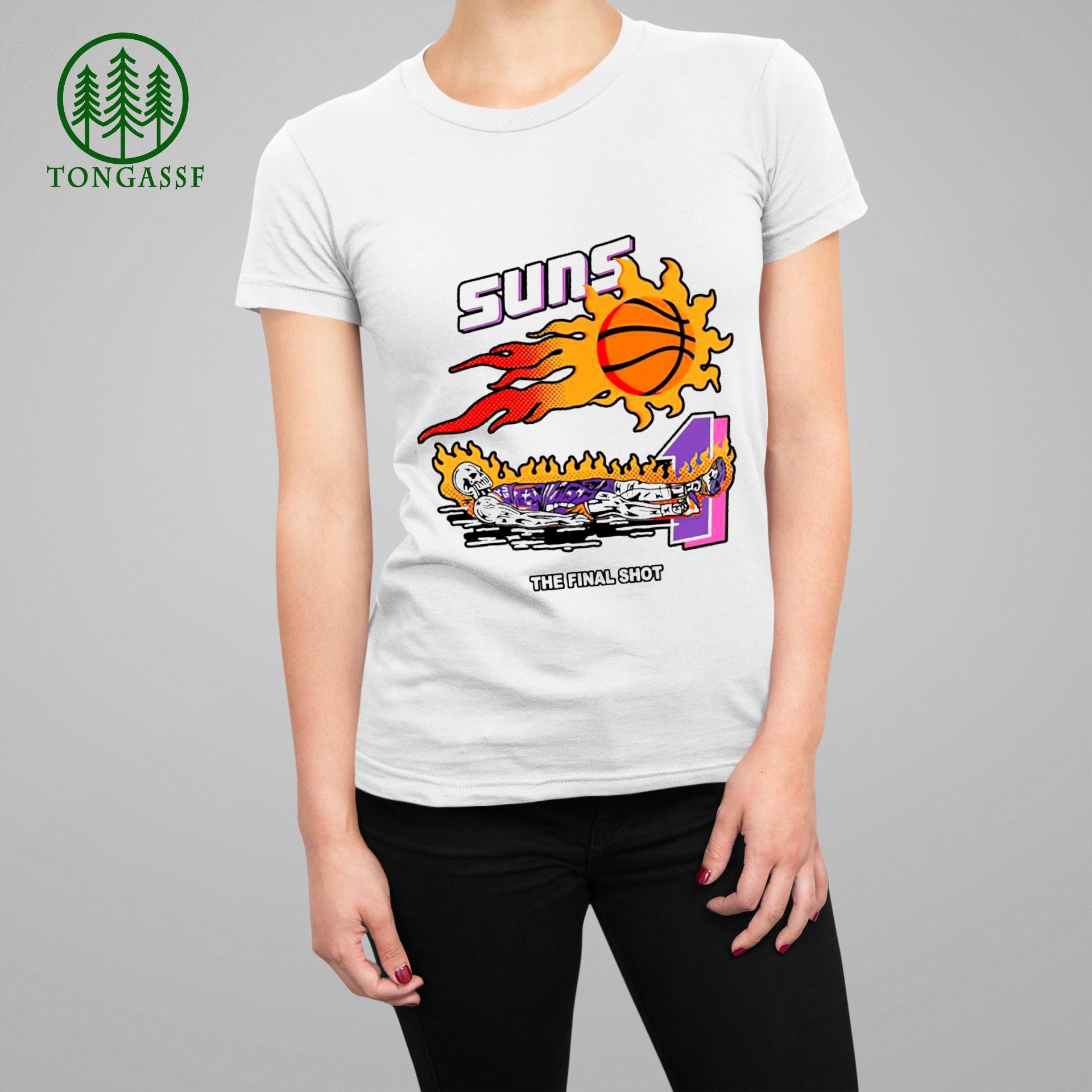 Suns phoenix basketball the finals shot Shirt